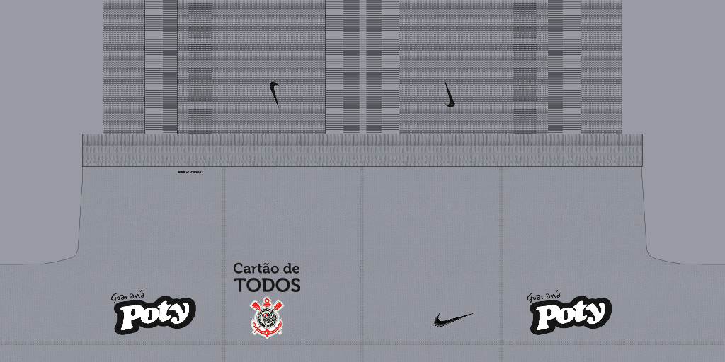 Corinthians GK Third Shorts Kits 8211 Corinthians 8211 2019 Third Kit Added