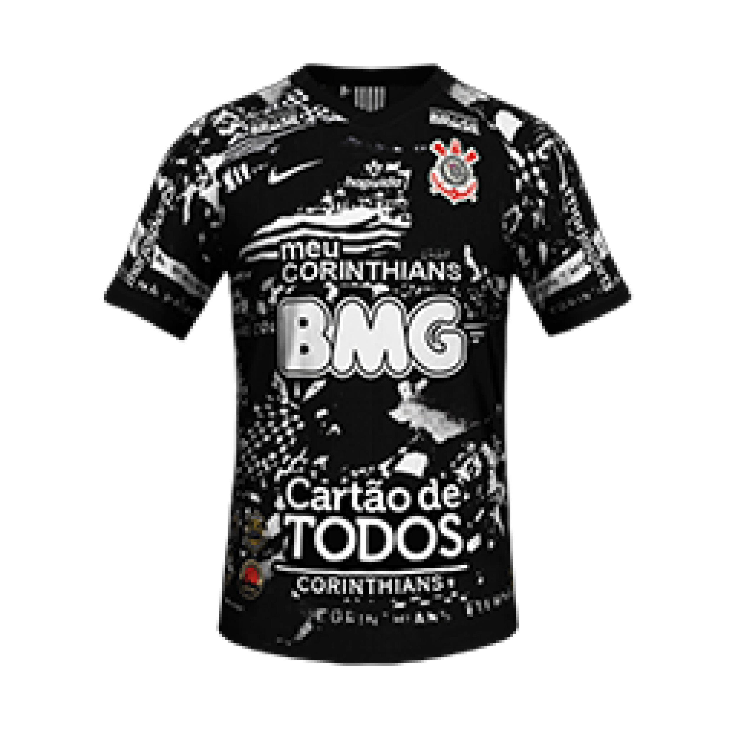 Corinthians Third MiniKit 2500x2500 Kits 8211 Corinthians 8211 2019 Third Kit Added