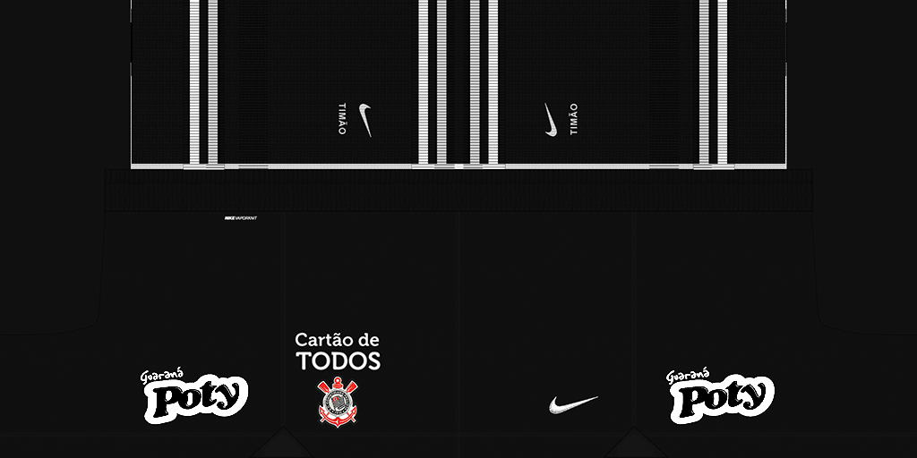 Corinthians Third Shorts Kits 8211 Corinthians 8211 2019 Third Kit Added