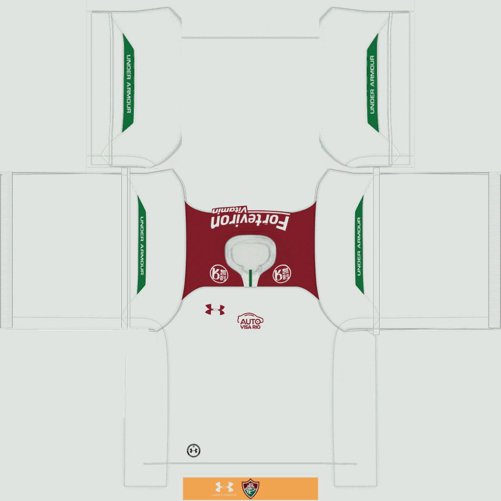 Fluminense Away Kits Kits 8211 Fluminense 8211 19 20