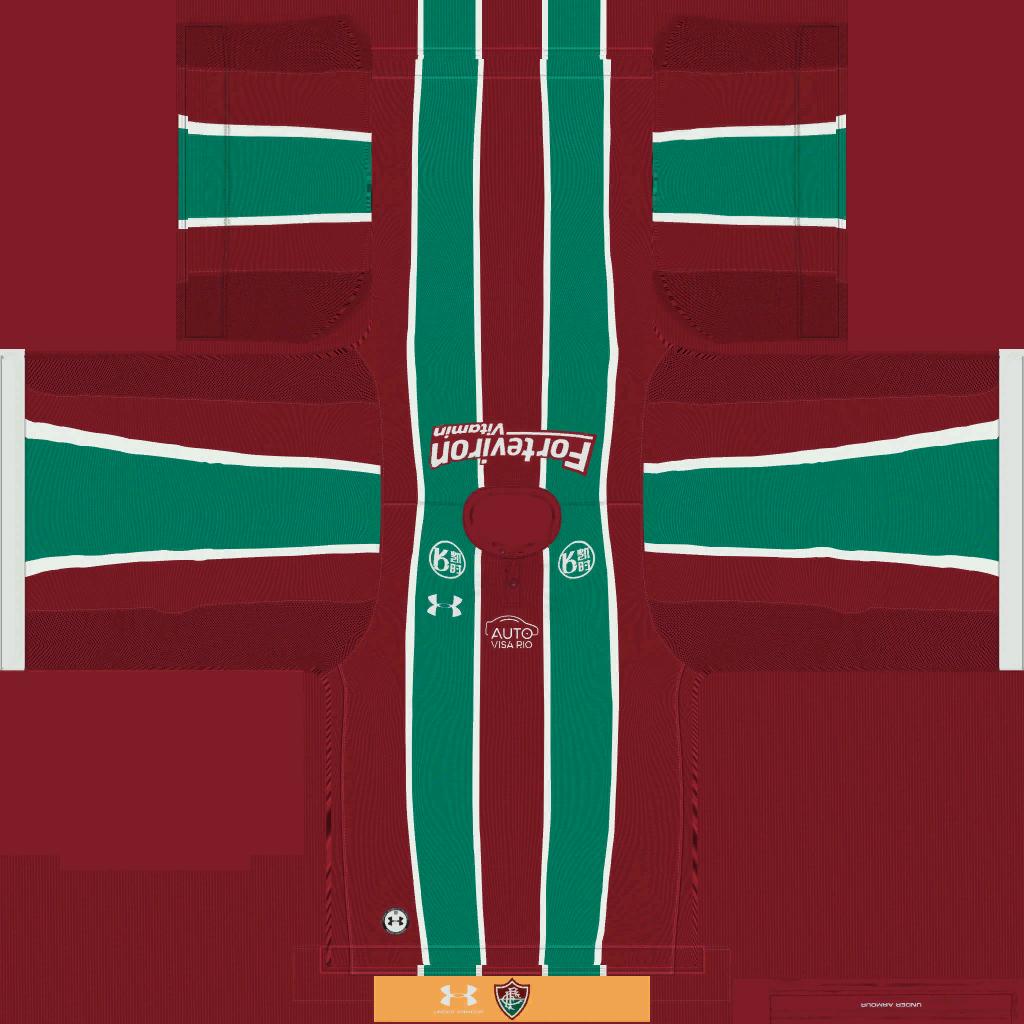 Fluminense Home Kits 1 Kits 8211 Fluminense 8211 19 20