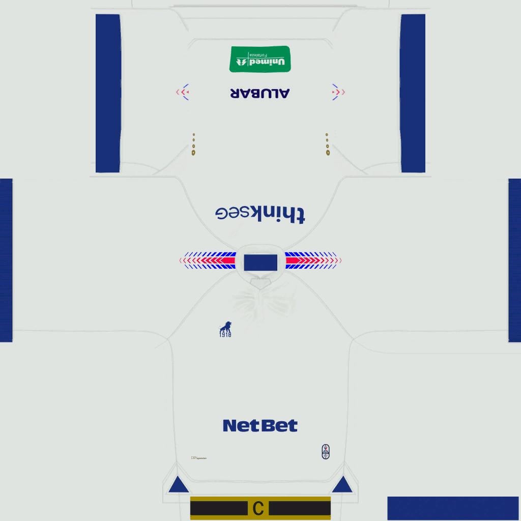 Fortaleza Away Kits Kits 8211 Fortaleza 8211 19 20