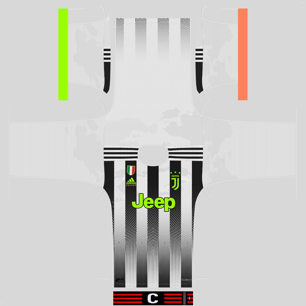 Kits | Juventus | 2019/2020 (New Kit Added)