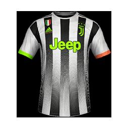 Juve X Palace Fourth MiniKits Kits Juventus 2019 2020 New Kit Added