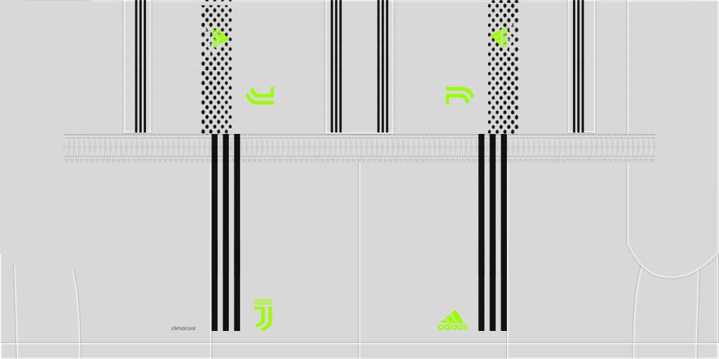 Juve X Palace Fourth Shorts Kits Juventus 2019 2020 New Kit Added