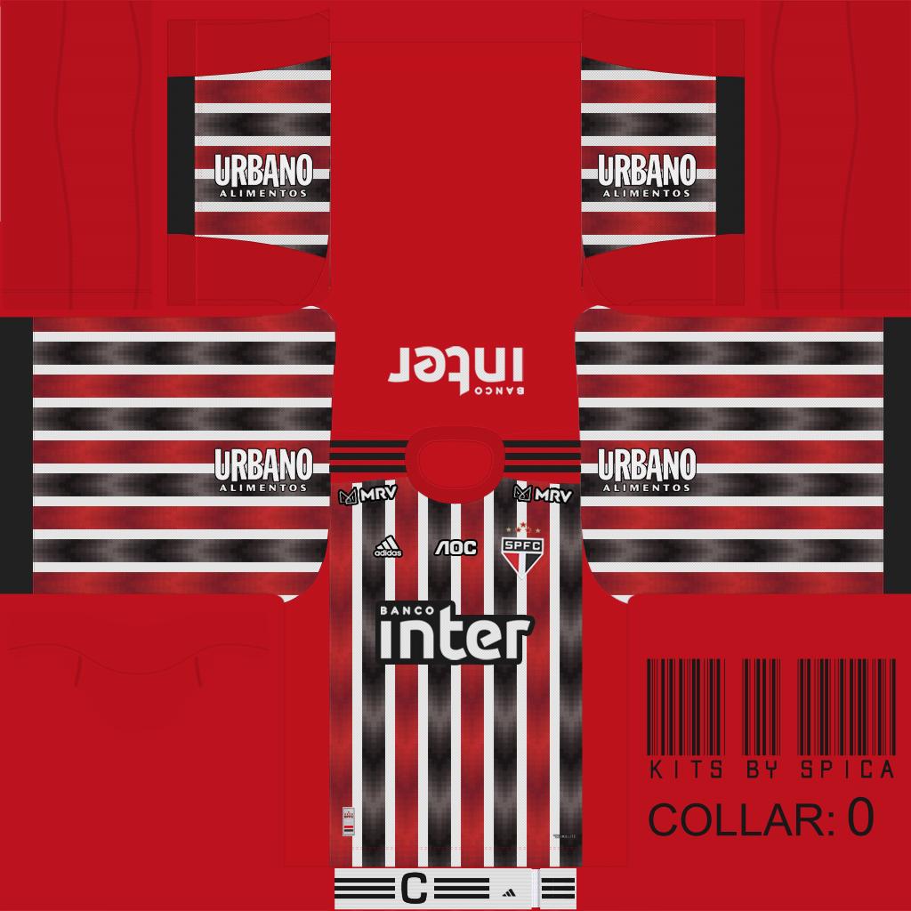 Sao Paulo Away Kits Kits 8211 S O Paulo 8211 19 20