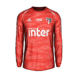 Sao Paulo GK Away MiniKits Kits 8211 S O Paulo 8211 19 20