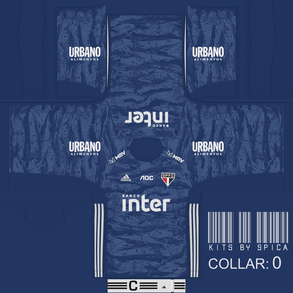 Sao Paulo GK Home Kits Kits 8211 S O Paulo 8211 19 20
