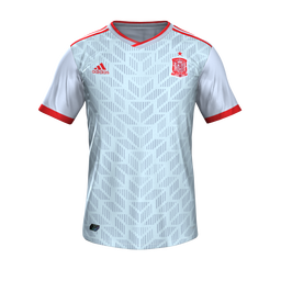 Spain Away MiniKits Kits 8211 Spain National Team 8211 Euro 2020
