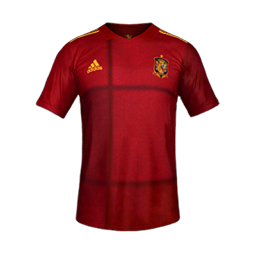 Spain Home MiniKits Kits 8211 Spain National Team 8211 Euro 2020