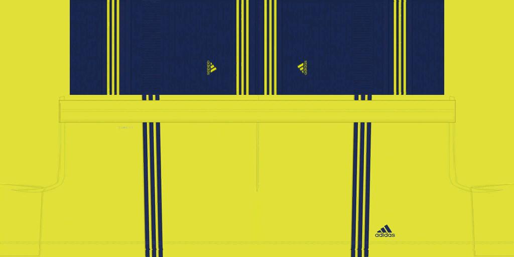 Sweden Away Shorts Kits 8211 Sweden National Team 8211 Euro 2020