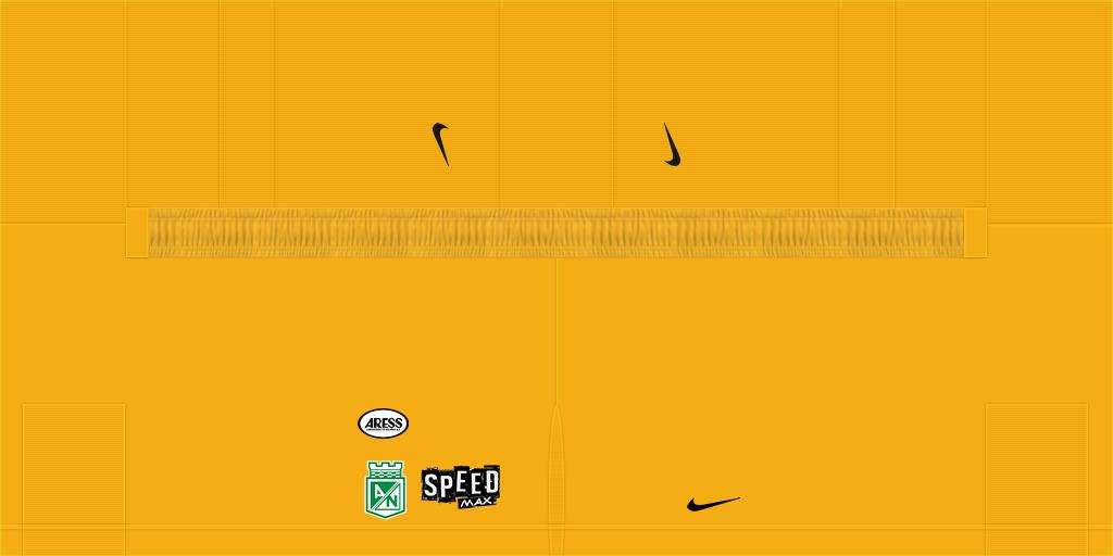 Atl Tico Nacional GK Shorts Kits 8211 Atl Tico Nacional 8211 2020
