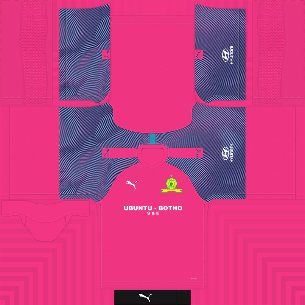 Mamelodi Sundowns GK Kits Kits 8211 Mamelodi Sundowns 8211 19 20