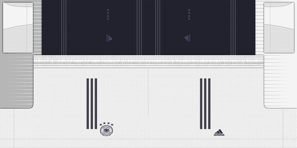 Germany Away Shorts 2 Kits 8211 Germany National Team 8211 Euro 2020 Away Added