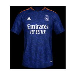 Real Madrid Away MiniKit Kits 8211 Real Madrid 8211 2021 22